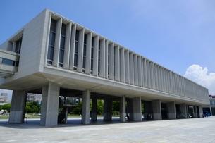 広島平和資料館の写真素材 [FYI00209152]