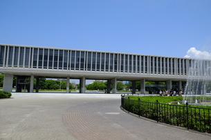 広島平和資料館の写真素材 [FYI00209153]