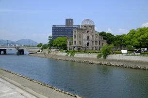 原爆ドームの写真素材 [FYI00209154]