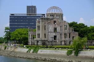 原爆ドームの写真素材 [FYI00209160]