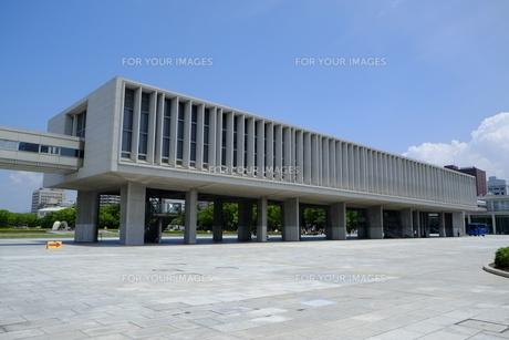 広島平和資料館の写真素材 [FYI00209163]