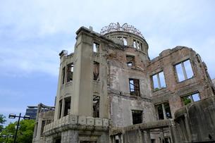 原爆ドームの写真素材 [FYI00209172]