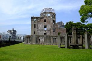 原爆ドームの写真素材 [FYI00209173]