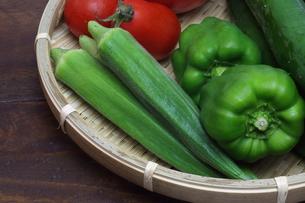 夏野菜の写真素材 [FYI00209260]