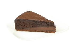 チョコレートケーキの写真素材 [FYI00209316]