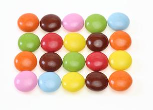 チョコレートキャンディーの写真素材 [FYI00209400]