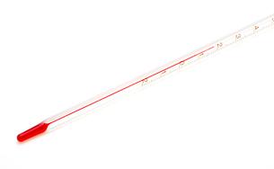 温度計の写真素材 [FYI00209465]