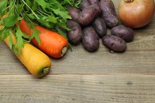 さまざまな野菜の写真素材 [FYI00209671]