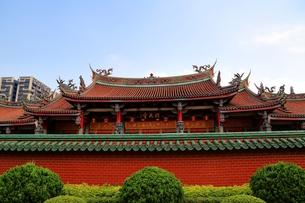 中国のお寺の写真素材 [FYI00209855]