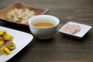 飲茶の写真素材 [FYI00209867]