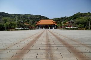 台北忠烈祠の写真素材 [FYI00209900]