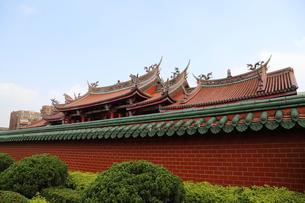 中国のお寺の写真素材 [FYI00209917]