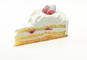 苺ショートケーキの写真素材 [FYI00209941]