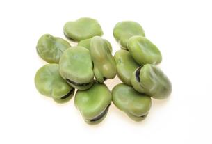そら豆の写真素材 [FYI00210262]