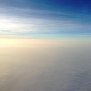 青い空の写真素材 [FYI00210337]