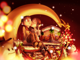 クリスマスの写真素材 [FYI00210370]