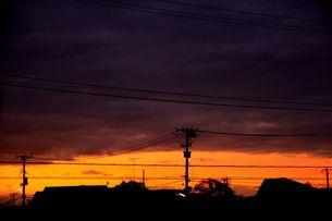 夜明けの写真素材 [FYI00210391]