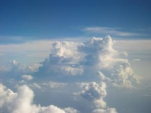 積乱雲2の写真素材 [FYI00210457]