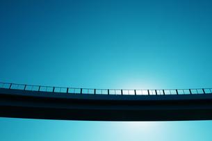 高架道路の写真素材 [FYI00210492]