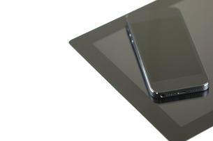 スマートフォンとタブレットの写真素材 [FYI00210677]