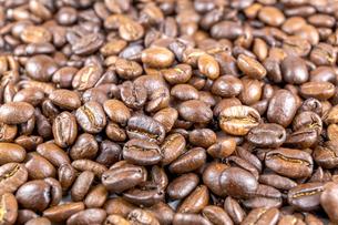 コーヒー豆の写真素材 [FYI00210800]