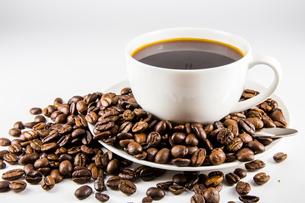 コーヒーの写真素材 [FYI00210807]