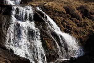 七つ滝の写真素材 [FYI00210828]