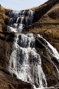 七つ滝の写真素材 [FYI00210829]
