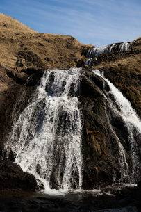 七つ滝の写真素材 [FYI00210832]