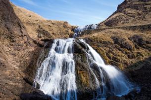 七つ滝の写真素材 [FYI00210841]