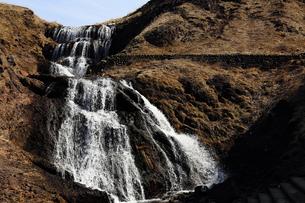 七つ滝の写真素材 [FYI00210857]