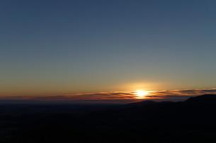 日の出の写真素材 [FYI00211542]
