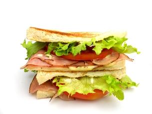 サンドイッチの写真素材 [FYI00211645]