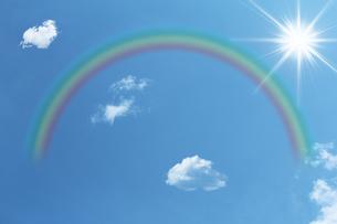 虹の写真素材 [FYI00212097]