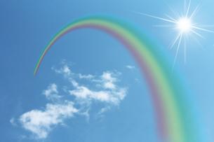 虹の写真素材 [FYI00212114]
