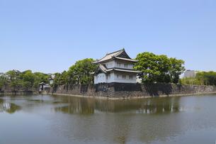 皇居 桔梗門の写真素材 [FYI00212417]