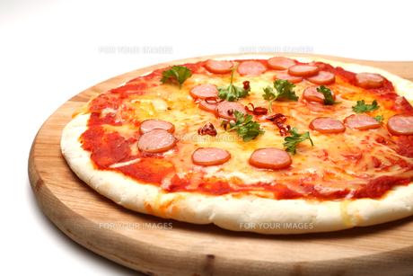 ピザ の写真素材 [FYI00212510]