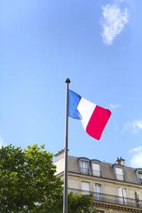 パリ フランス国旗の素材 [FYI00212556]