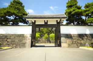 桜田門の写真素材 [FYI00212601]