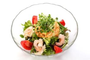海鮮サラダの写真素材 [FYI00212622]
