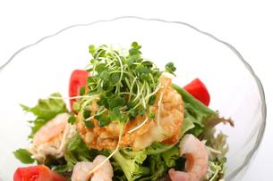 海鮮サラダの写真素材 [FYI00212630]