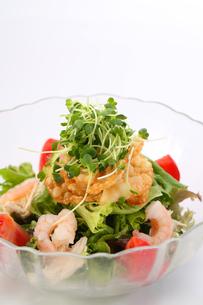 海鮮サラダの写真素材 [FYI00212633]