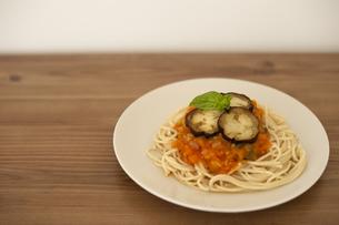 トマトスパゲッティの写真素材 [FYI00212914]