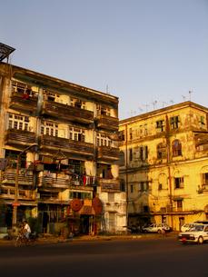 ヤンゴンの写真素材 [FYI00212949]