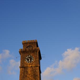 Galle Clock Towerの写真素材 [FYI00212964]
