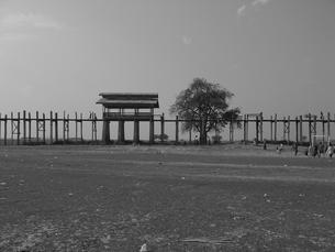 ウーペン橋の写真素材 [FYI00212983]