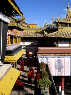 ジョカン寺の写真素材 [FYI00212995]