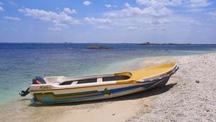 ピジョン・アイランド Pigeon Islandの写真素材 [FYI00213086]