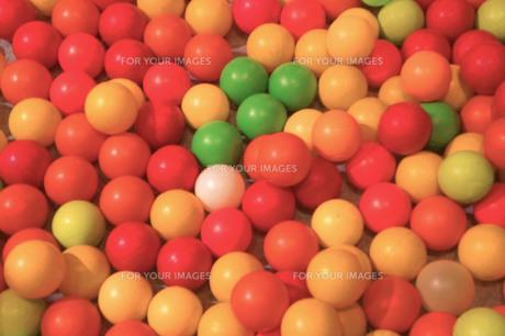 カラーボールの素材 [FYI00213774]