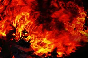 炎の写真素材 [FYI00213967]